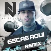 Estás Aquí (Reggaeton Remix) - Single