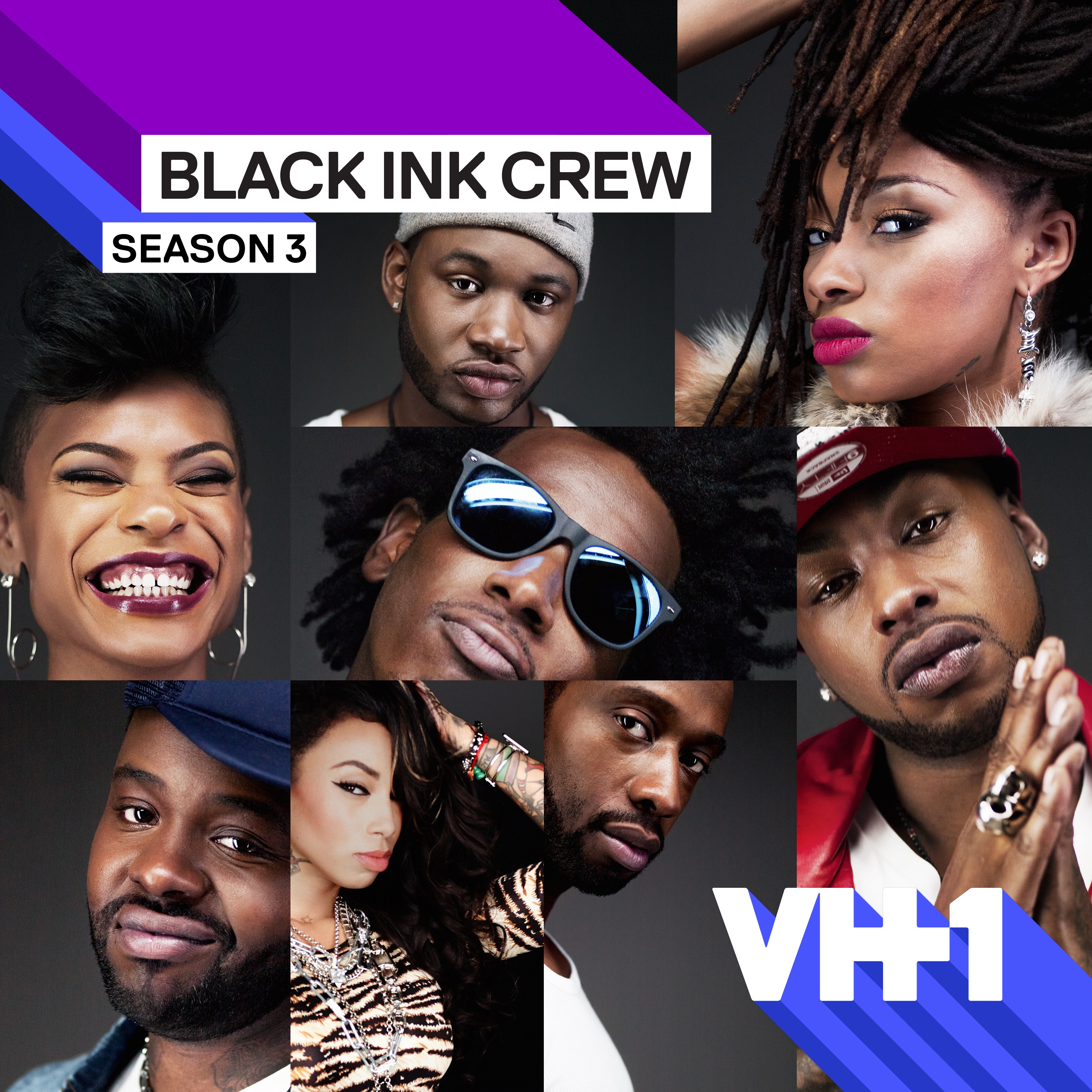 for Black ink crew tattoo shop