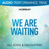 We Are Waiting (Audio Performance Trax) - EP cover art