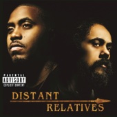 "Patience - Damian ""Jr. Gong"" Marley & Nas Cover Art"