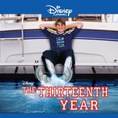 Сын русалки / The Thirteenth Year (Дуэйн Данэм / Duwayne Dunham) [1998, США, Комедия, Фэнтези, DVB] Dub (По заказу канала Disney)