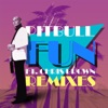 Fun (feat. Chris Brown) [Remixes], Pitbull