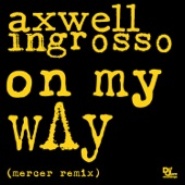 On My Way (Mercer Remix) - Single