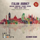 Italian Journey - Works for String Orchestra