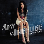 Amy Winehouse - Back to Black artwork