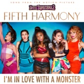 Fifth Harmony - I'm In Love With a Monster  arte