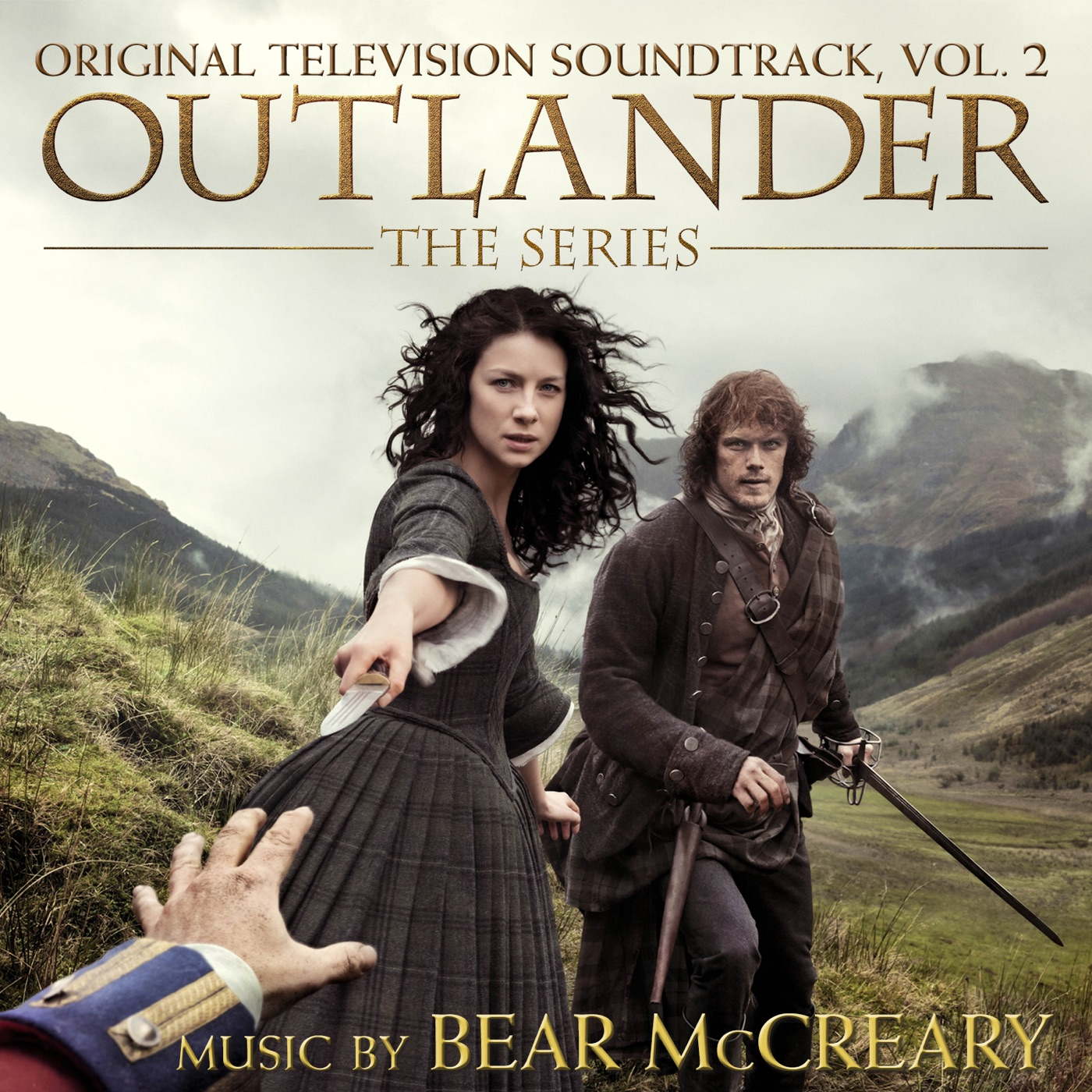 Bear McCreary - Outlander: Season 1, Vol. 2 (Original Television Soundtrack)