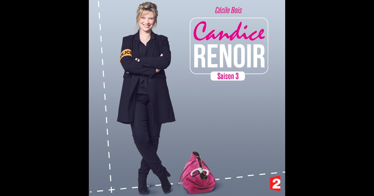 candice renoir saison 3