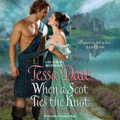 Tessa Dare - When a Scot Ties the Knot: Castles Ever After (Unabridged)  artwork