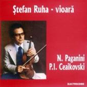 N Paganini si PI Ceaikovski