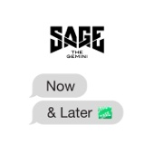 Now and Later - Sage the Gemini Cover Art