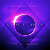 Solar Eclipses - Hollywood Principle & Dr Awkward Cover Art