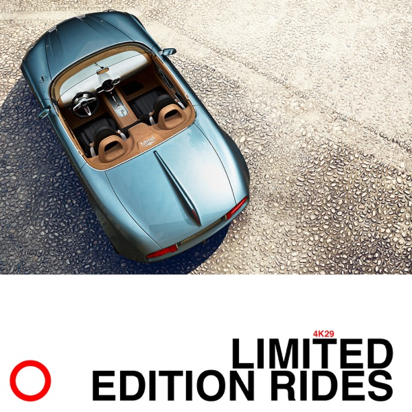 LIMITED EDITION RIDES 4K29