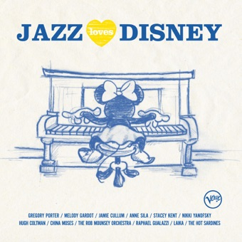 Jazz Loves Disney – Various Artists