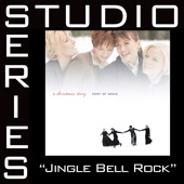 Point of Grace - Jingle Bell Rock (Medium Key Performance Track Without Background Vocals) artwork