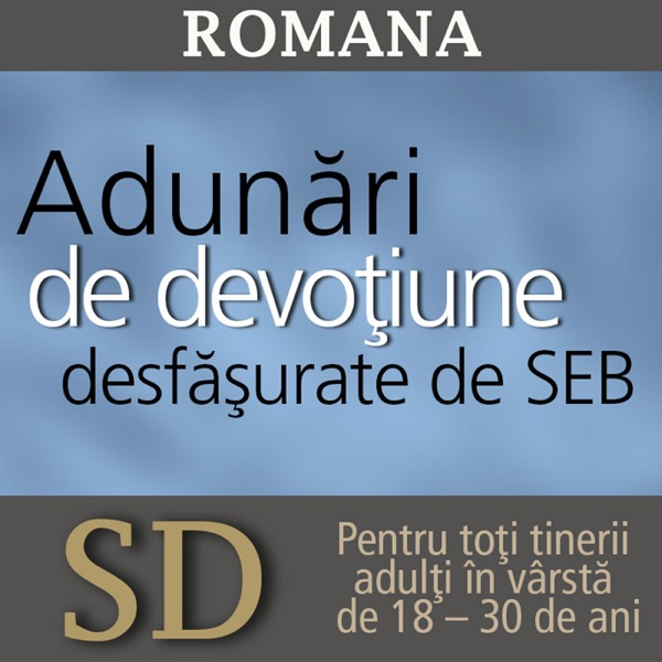 Worldwide Devotional For Young Adults | SD | ROMANIAN