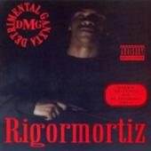 DMG - Rigormortiz kunstwerk