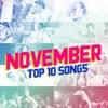 November Top 10 Songs