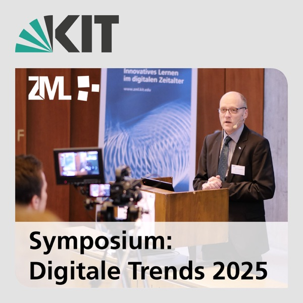 Symposium »Digitale Trends 2025 - Entwicklungen in der akademischen Bildung«