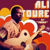 Ali Farka Touré - Kombocallia artwork