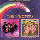 The Whispers - The Bright Lights and You Girl artwork