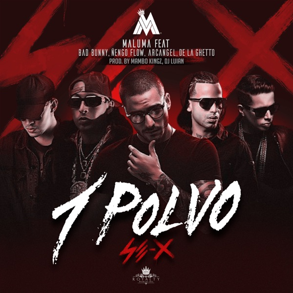 Maluma - Un Polvo (feat. Bad Bunny, Arcángel, Ñengo Flow & De La Ghetto) - Single [iTunes Plus AAC M4A] (2016)