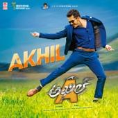 Rahul Pandey & Anup Rubens - Hey Akhil  artwork