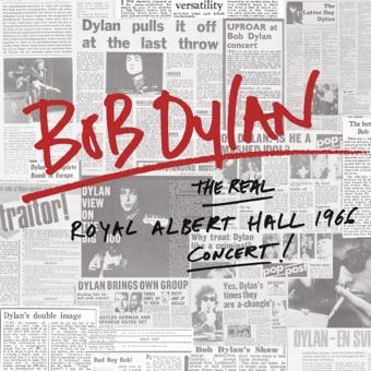 The Real Royal Albert Hall 1966 Concert (Live) – Bob Dylan