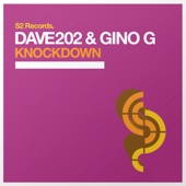 Dave202 & Gino G - Knockdown (Radio Mix)  artwork