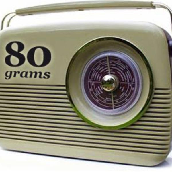 80 grams :: comunicació literària