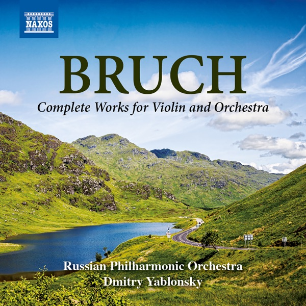 Violin Concerto No. 1 in G Minor, Op. 26: II. Adagio