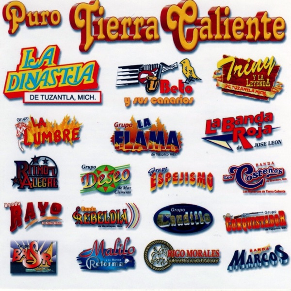 Puro Tierra Caliente | Various Artists