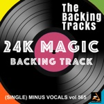 24K Magic (Instrumental Backing Track) - Single