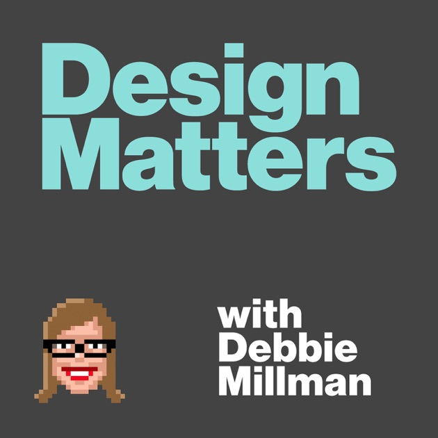 Image result for debbie millman design matters