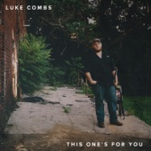 Luke Combs - Hurricane  artwork