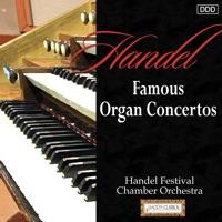 Organ Concerto in B-flat major, Op.4 No.2 - II. Allegro