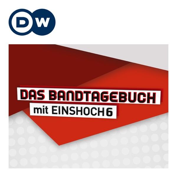 Das Bandtagebuch mit EINSHOCH6 | Deutsch lernen mit Musik (Videos mit Untertiteln)