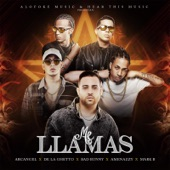 Arcángel, Mark B, De La Ghetto, Bad Bunny & El Nene La Amenaza – Me Llamas – Single [iTunes Plus AAC M4A] (2016)