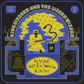 King Gizzard & The Lizard Wizard - Flying Microtonal Banana artwork