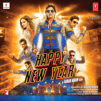 Happy New Year (Original Motion Picture Soundtrack) – EP – Vishal-Shekhar & Dr. Zeus