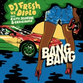 DJ Fresh, Diplo, Craig David, Selah Sue, R. City - Bang Bang (Original Mix)
