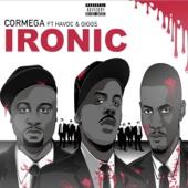 Cormega - Ironic (feat. Havoc & Giggs) artwork