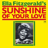 Ella Fitzgerald, Ernie Heckscher Big Band & Tommy Flanagan - Sunshine of Your Love ilustración
