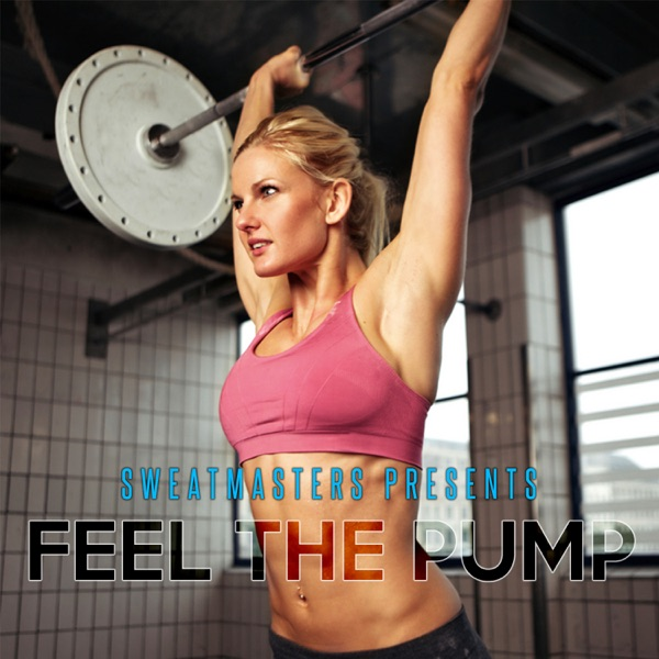 Feel the Pump Various Artists CD cover