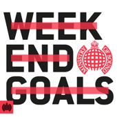 Various Artists - Weekend Goals - Ministry of Sound artwork