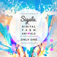 Only One (Radio Edit) - Single - Sigala & Digital Farm Animals