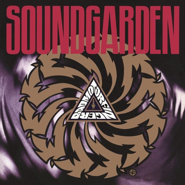 Badmotorfinger 25th Anniversary Remaster Soundgarden CD cover