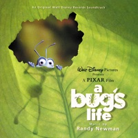 Picture of A Bug's Life (An Original Walt Disney Records Soundtrack) by Randy Newman