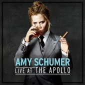 Cover to Amy Schumer's Live at the Apollo