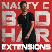 Nasty C - Bad Hair Extensions artwork